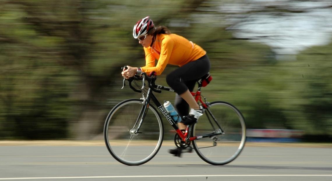 Cykelvägen på Österlen livsfarlig